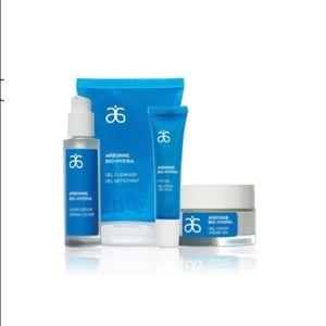 Arbonne Bio Hydria Skincare Set